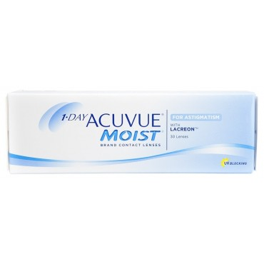 1-Day Acuvue Moist for Astigmatism (30) lentes de contacto de www.interlentillas.es