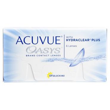 Acuvue Oasys (6) lentes de contacto de www.interlentillas.es