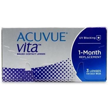 Acuvue Vita (3) lentes de contacto de www.interlentillas.es
