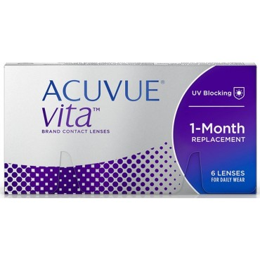 Acuvue Vita (6) lentes de contacto de www.interlentillas.es