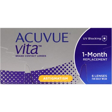 Acuvue Vita for Astigmatism (6) lentes de contacto de www.interlentillas.es