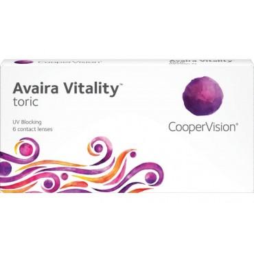 Avaira Vitality Toric (6) lentes de contacto de www.interlentillas.es