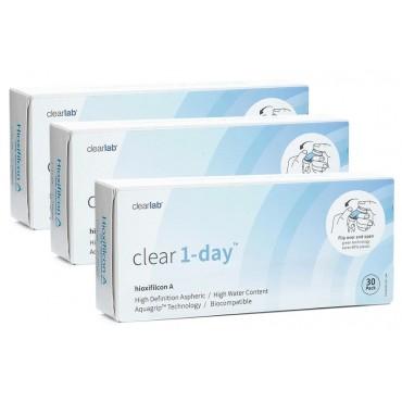 Clear1-day (90) lentes de contacto de www.interlentillas.es
