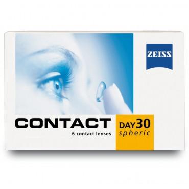 Contact Day 30 Spheric (6) lentes de contacto de www.interlentillas.es