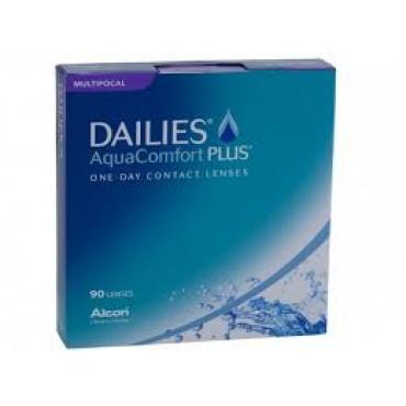 Dailies AquaComfort Plus Multifocal (90) lentes de contacto de www.interlentillas.es