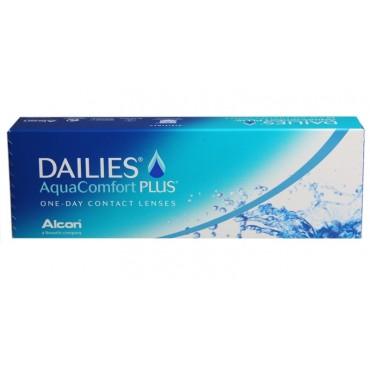 Dailies AquaComfort Plus (30) lentes de contacto de www.interlentillas.es
