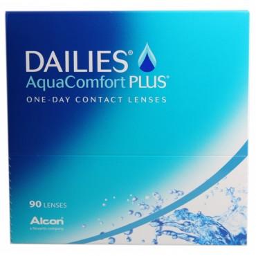 Dailies AquaComfort Plus (90) lentes de contacto de www.interlentillas.es