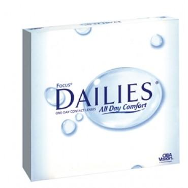 Focus Dailies (90) lentes de contacto de www.interlentillas.es