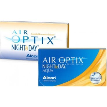 Air Optix Night and Day Aqua (6) lentes de contacto de www.interlentillas.es