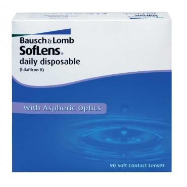 Soflens Daily Disposable (90) lentes de contacto de www.interlentillas.es