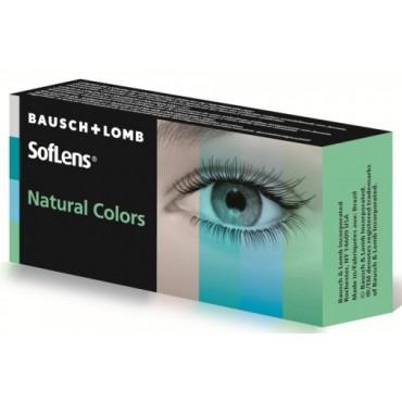 Soflens Natural Colors (Plano)  lentes de contacto de www.interlentillas.es
