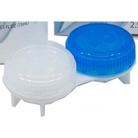 Screw-cap cleaner case