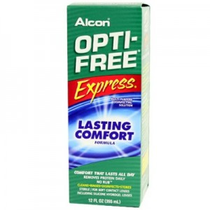 Optifree Express 1 x 355 ml.