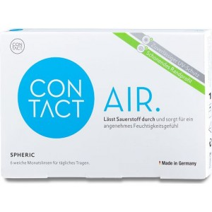 Contact Air Spheric contact lenses