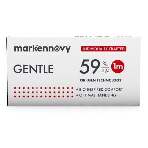 Gentle 59 Multifocal Toric contact lenses 6-pack
